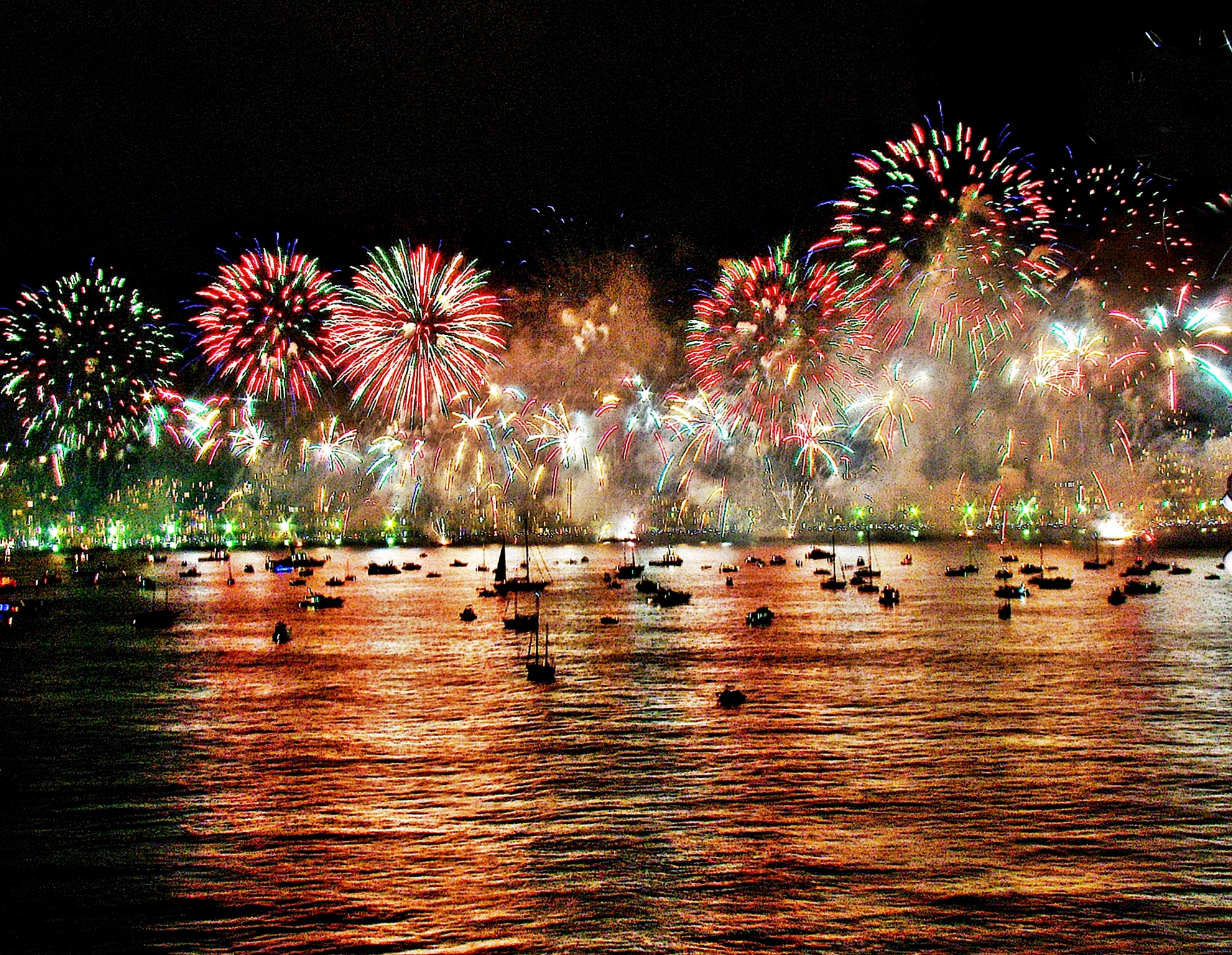 An Essential Guide to New Year's Eve in Rio de Janeiro • Solo Female Travel Blog Suzie Agelopoulos